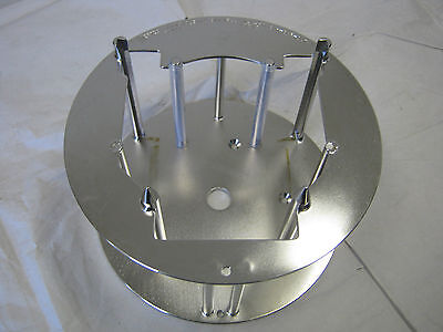 Verteq A194-60MB-0215 Rotor , 150mm for mount in SRD , Holds 0-25 Wafers