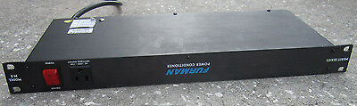 Furman M-8 15 Amp Rack Mount Power Conditioner