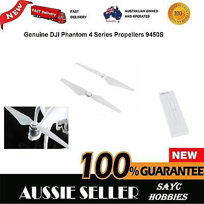 Genuine Original DJI Phantom 4 PRO - 9450S Quick Release Propellers Props - AU