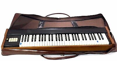 Elka Piano 88 Vintage Keyboard Rare Italian Synthesizer Electric Synth