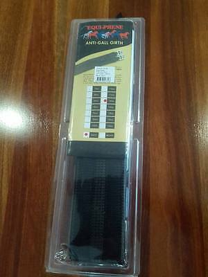 Equiprene Two Buckle Anti Gall Girth 120 cm black brand new