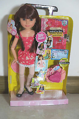 Bfc Ink Best Friend Club 18 In Tall Large Doll Gianna, 100+ Poses! Mga