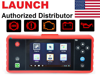 Launch X431 Creader CRP 229 Touch Android WiFi OBD2 EOBD Diagnostic Scan Tool