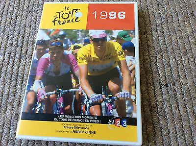 1996 Tour De France Cycling DVD. RIIS ZABEL VIRENQUE ULLRICH (in French)