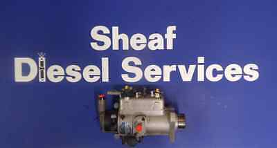 Ford 4000 - 6Y Engine - Tractor - Injector/Injection Pump - DPA: 3233F390