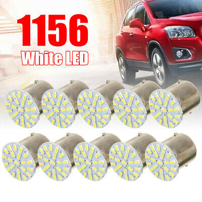 10x 24V 1156 BA15S 1206 22SMD White LED Car Auto Backup Reverse Turn Light Lamp