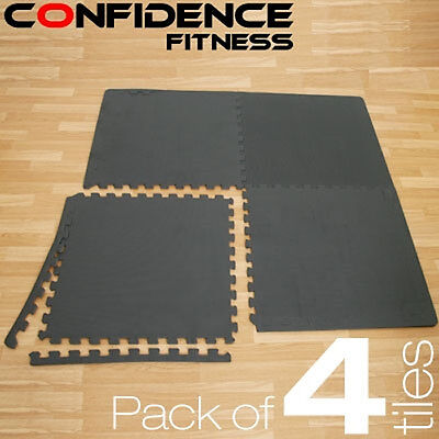 Confidence EVA Tapis de Sol / Dalles de Protection Fitness