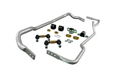BNK006 Whiteline Front & Rear Sway Bar Kit incl Drop Links for INFINITI/NISSAN