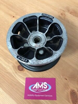 TGA Frontier Mobility Scooter Front Wheel Hub & Bearings For 4.00-5 Tyres, Parts