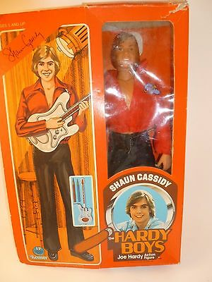 Vintage Kenner Shaun Cassidy Hardy Boys Doll in Original Package 1978