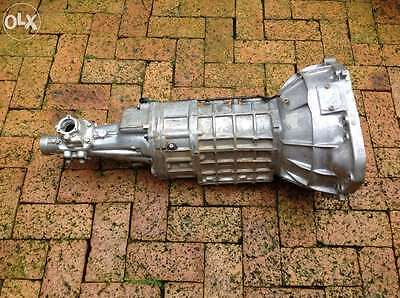 Ford Courier/mazda Bravo G6 5 Speed Manual Gearbox/b Series Ute/2.6/warranty