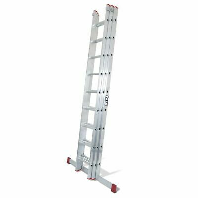 Lyte DIY Domestic Double & Triple Extension Ladders UK MANUFACTURE LADDER