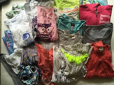21p LOT Girls Justice Old Navy Guess Size 14 16 Pants Tops Hoodies
