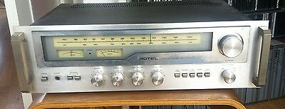 Rotel RX-503  Receiver  Amplificateur Poweramp international shipping