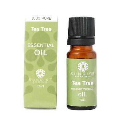 100% Pure Tea Tree Essential Oil 10ml