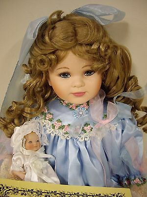 "Kingstate-The Doll Crafter, Roberta Remembers By Robin Woods ""Rachel"" Doll"