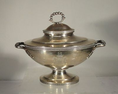 Southern Sterling Silver Charleston Grosjean Woodward Hayden Whilden Tureen
