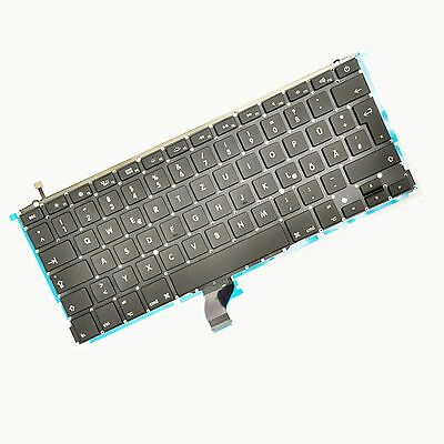 "MacBook Pro 13"" Retina A1502 2013 Deutsch Tastatur Keyboard mit Backlight"