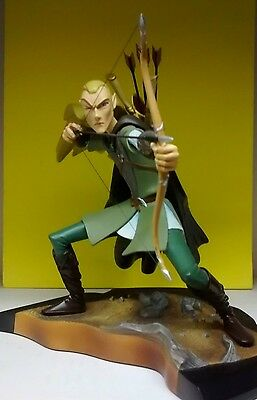 LEGOLAS Gentle Giant Statue Animated Maquette/Animaquette LOTR Lord of the Rings