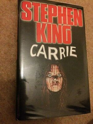 Stephen King - Carrie New English Hardback Edition