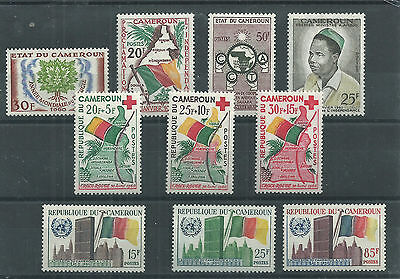 Camerroon Early Selection Mnh