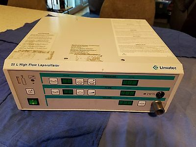 Linvatec 25L High Flow Laparoflator