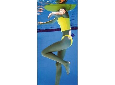 Water Gear Cell Flotation Collar Yellow Adjustable Special Needs Swim Pool 85375