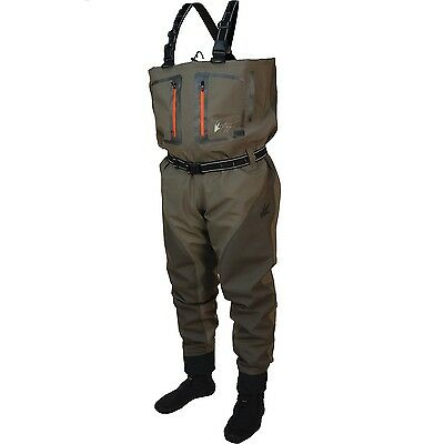 Frogg Toggs Pilot II Breathable Stockingfoot Wader Large 2711160-L
