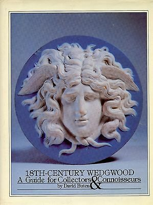 18th Century Wedgwood Porcelain Pottery - Types Marks Etc. / Scarce Book