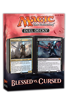Blessed vs Cursed - Duel Deck