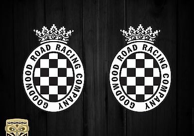 Pegatina Decal Sticker Autocollant Adesivi Aufkleber  Goodwood Road Racing