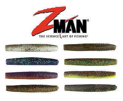 "Z MAN FINESSE TRD (THE REAL DEAL) NED RIG BAIT 2.75"" 8 PACK select colors"