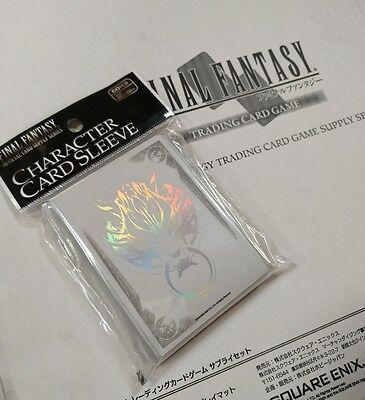 Final Fantasy TCG CCG VII CLOUD Character Card Sleeve rare HTF new/sealed