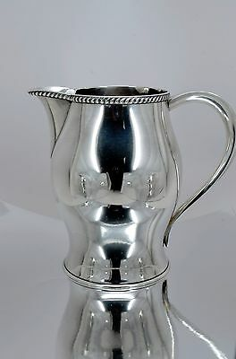 Shreve, Crump, & Low Co. Sterling Water Pitcher, Revere Reproduction