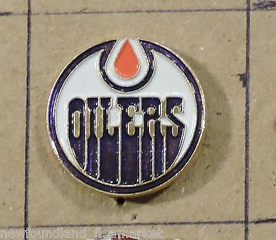 Edmonton Oilers NHL Hockey Team Collector Pin C-2