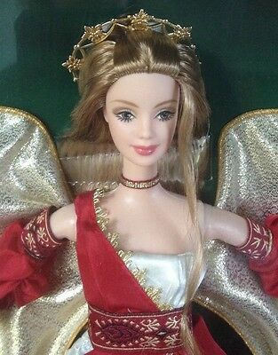 Holiday Angel Barbie Collector Edition 2001 Second In Series New NRFB