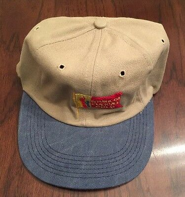 REPUBLIC OF CUERVO GOLD NATION OF UNTAMED SPIRITS HAT NEW LARGE/EX L Jose Cap