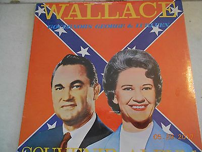 George & Laureen Wallace  Record