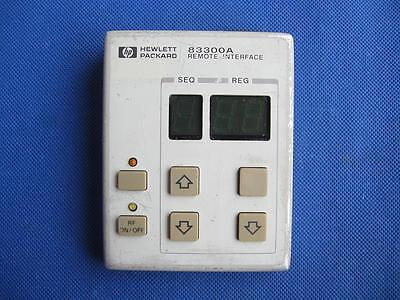 1pc Used Good HP 8300A Remote Interface