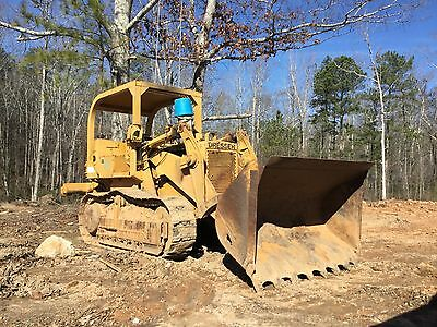 1987 Dresser 175C Track Loader Crawler Loaders