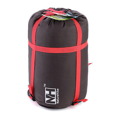 NatureHike Lightweight Compression Stuff Sack Outdoor Camping Sleeping Bag E1P1