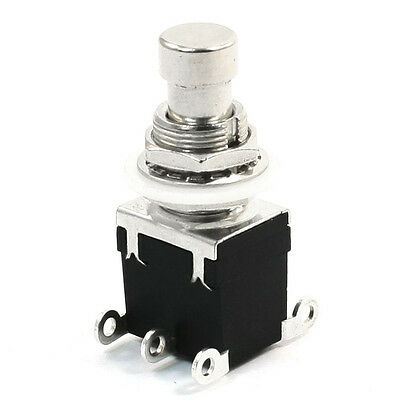 6Pins DPDT Momentary Stomp Foot Switch for Guitar AC 250V/2A 125V/4A