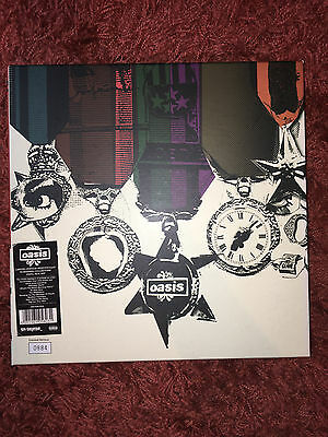 Oasis Complete 8 Album, 14 LP Box Set - Numbered. Highly Rare and Collectable