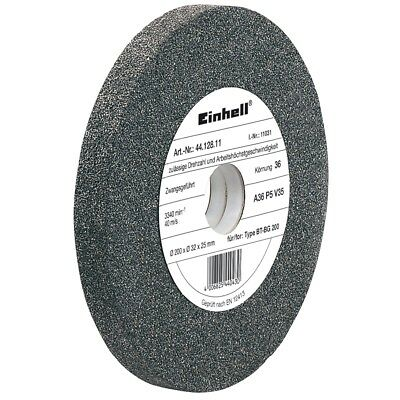 Einhell Mola Disco per Smerigliatrice 200 x 32 x 25 mm Coarse for TC-BG 200