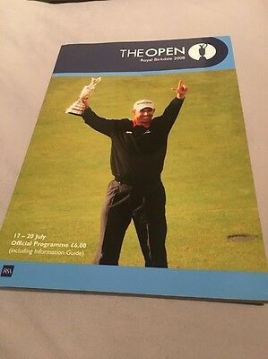 The Open 2008 Royal Birkdale Programme