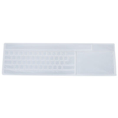 Clear Universal Keyboard Skin Protector Cover for PC Computer Desktop M8J5
