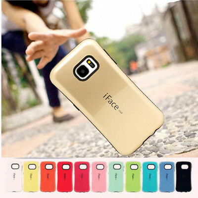 IFace Heavy Duty Hard Shockproof Case Cover For Samsung S8 Plus S7 Edge Note 5