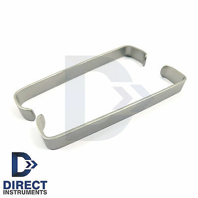 Farabeuf Retractor 12cm Double Ended Set Of 2 Blunt Surgery Surgical Hook Tissue