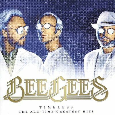 Timeless The All Time Greatest Hits - Bee Gees CD Sealed ! New !