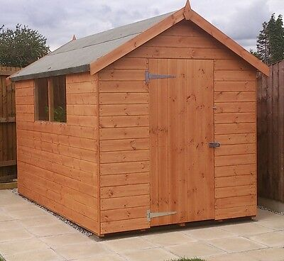 Wooden Garden Shed Tongue And Groove